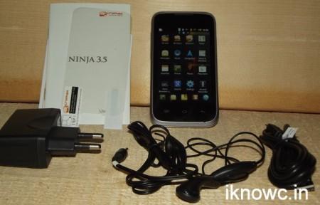 Micromax A54 Ninja3.5