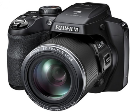 FUJIFILM FINEPIX S8400w Review
