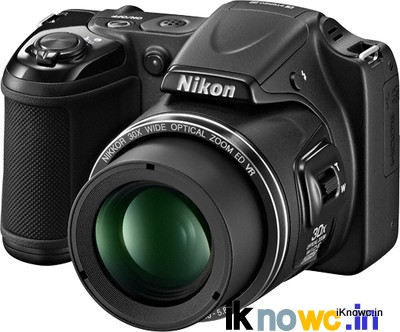 Nikon Coolpix L820 Review