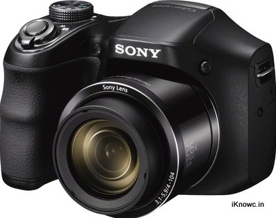 Sony DSC H200 Cyber shot Review – Price