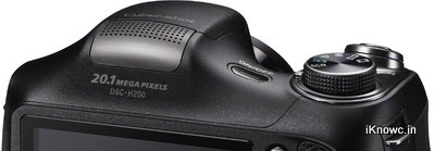 Sony DSC H200 Cyber shot Review – Price