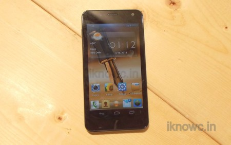 gionee dream d1review & Unboxing