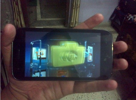 Micromax a115 canvas 3d images leaked