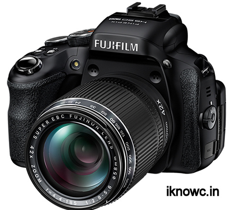 fujifilm finepix hs50exr review : specifications features
