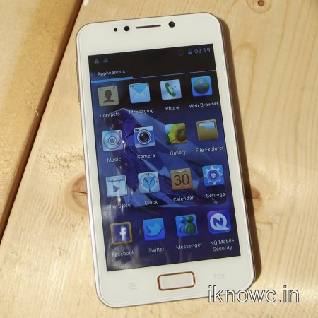gionee g1 gpad review