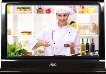 AOC launches AOC LE16A1333/61 15.6inc LED TV at RS 6,990 .