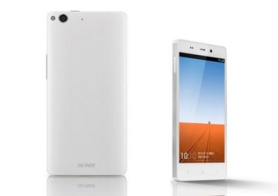 Gionee Elife E6 announced in china