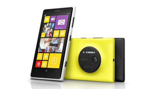 nokia lumia 1020 announced