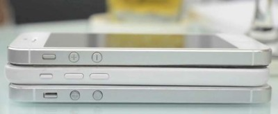 Apple Iphone 5S , 6 and Iphone 5C leaked images