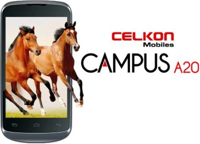Celkon Campus A20 launched