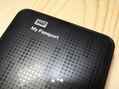 wd my passport