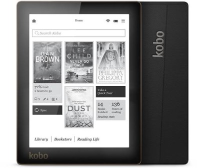 Kobo Arc 10 HD, Aura, Arc 7 and 7HD