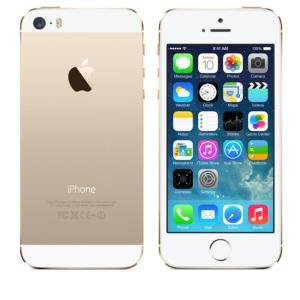 APPLE iphone 5s gold 2013