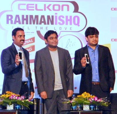 Celkon AR45 RahmanIshq launch