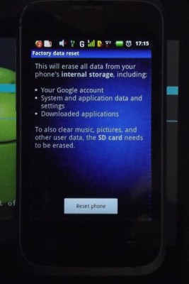 HOW TO Factory Hard Reset Your Android Phone,tablet Normally Or In