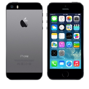 IPHONE 5S LAUNCHED