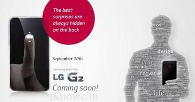 LG G2 India
