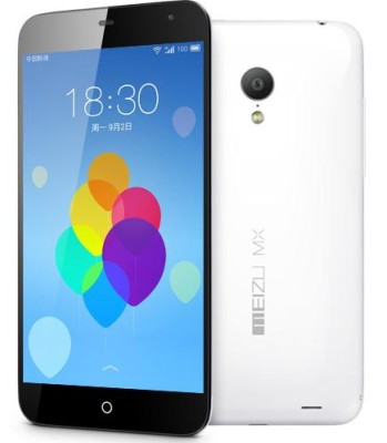 Meizu MX3 launched