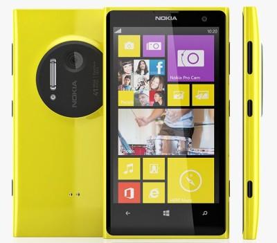 Nokia Lumia 1020 lunched india