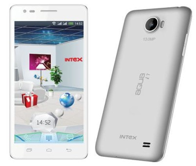intex aqua i7 launched