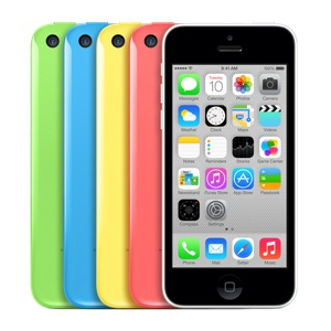 iphone5c launched