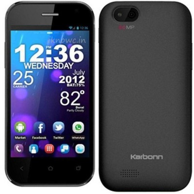 karbonn A9 star launched