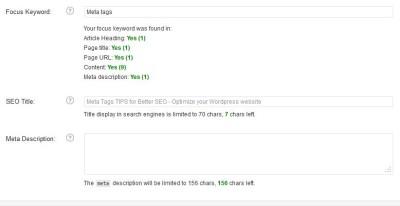 meta tag plugin