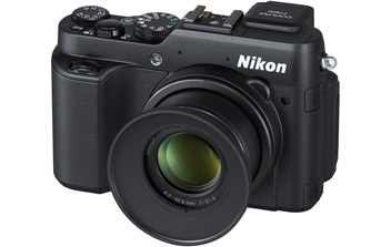 Nikon Coolpix P7800, S02 point and shoot announced