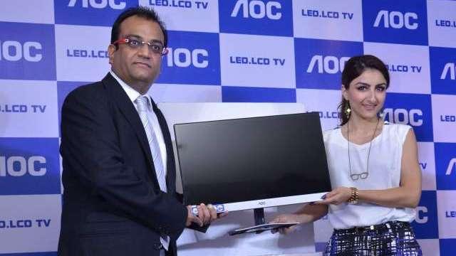 AOC Full HD 23 inch 3D LED Razor TV  LE23A673061 3D