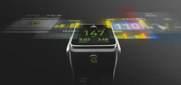 Adidas Smartwatch announced