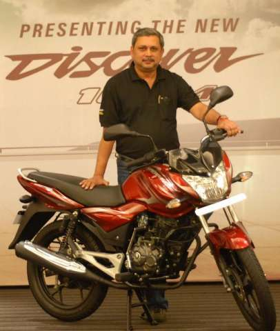 Bajaj Discover 100M launched