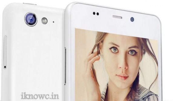 Gionee Elife E6 Mini Screen