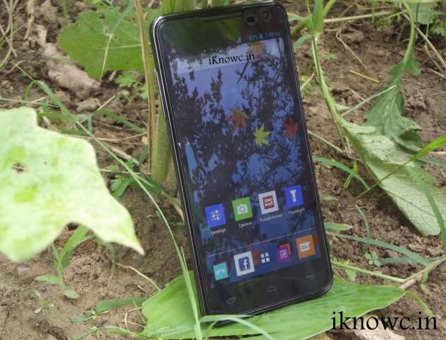 LAVA Iris 504q Review