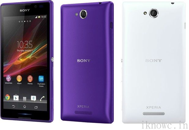 Sony Xperia C goes official in India, standard specs but high Price