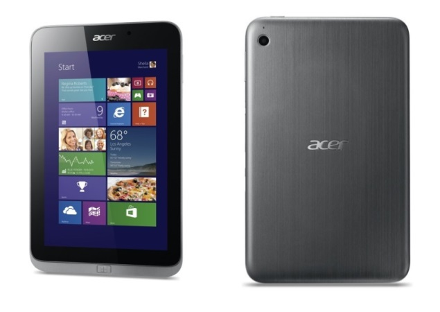 Acer launches Iconia W4