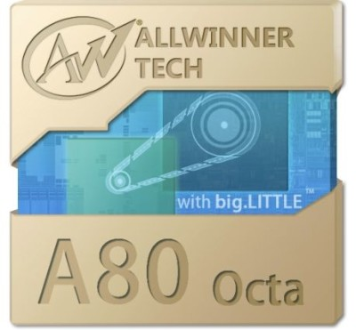 allwinner a80 octa core processor
