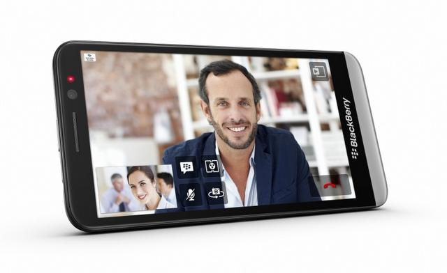 blackberry z30 launched in India