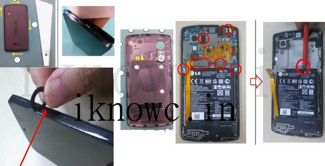 NEXUS 5 Full Details, Specifcation, Images Leaked In LG ...