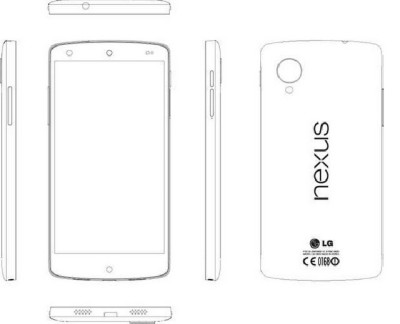 nexus 5 lg D821 manual