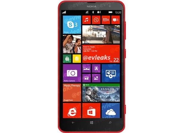 nokia lumia 1320 leak