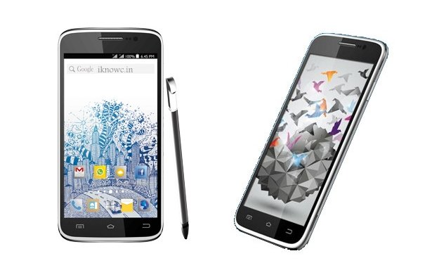 spice pinnacle stylus mi550