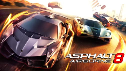 Asphalt 8 Airborne free