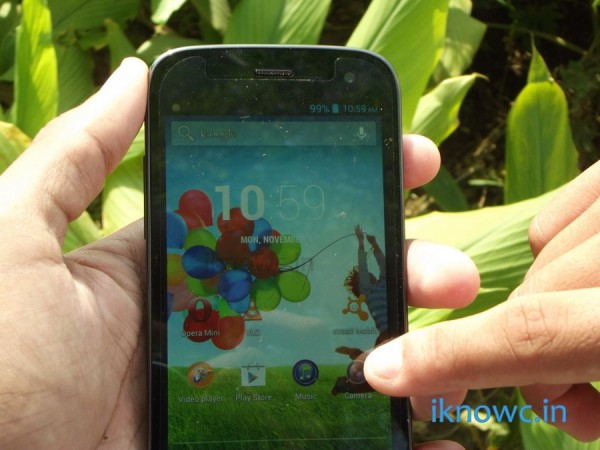 Micromax canvas Magnus display 2 600x450 Micromax Canvas Magnus A117 Review, Price & Specifications