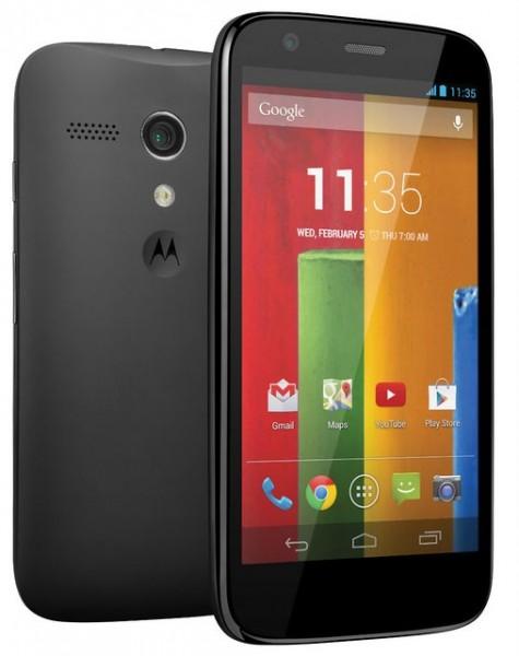 Motorola Moto G launched