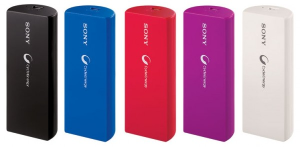 Sony CP-V3 Portable Charger powerbank