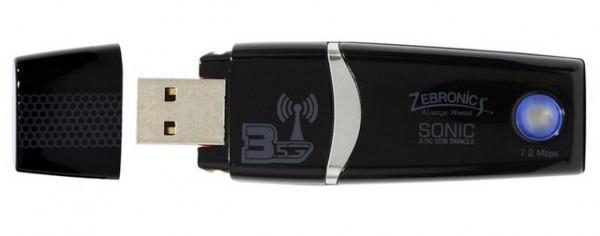 Zebronics Sonic 3.5G USB Dongle