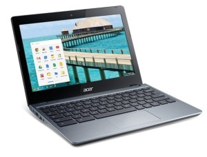Acer C720 2848 Chromebook launched for $199.99