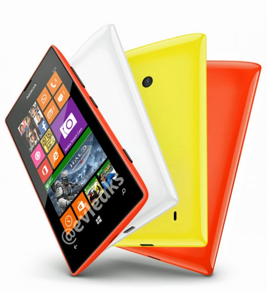Nokia Lumia 525 press image and Specs leak