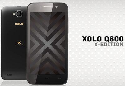 xolo q800 x edition