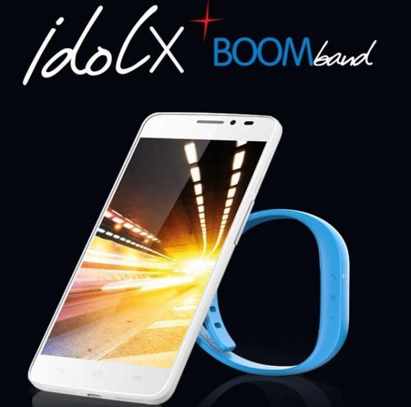 Alcatel One Touch Idol X+ plus